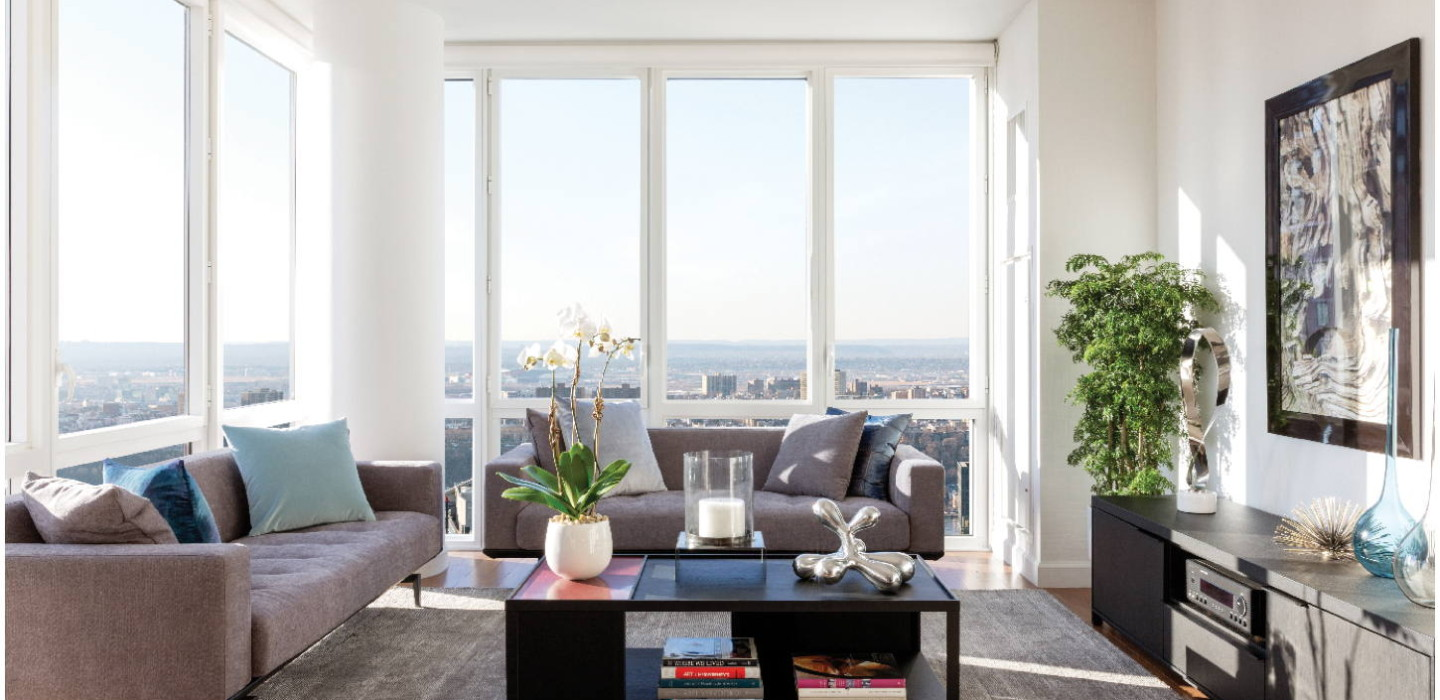 41st FLOOR & WHAT A VIEW- Don't miss this AMAZING 2BR, 2BA!!